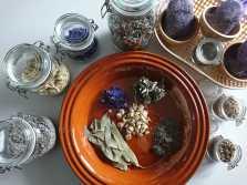 Les bienfaits des plantes associés aux bienfaits du Shiatsu